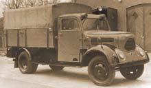 ehemaliges Armeefahrzeug